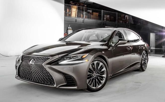 Lexus 2019 LS 500