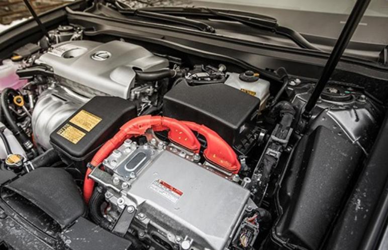 Lexus 2021 UX Engine