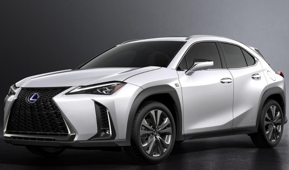 Lexus 2021 UX Exterior