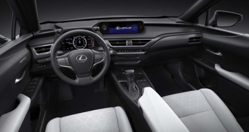 Lexus 2021 UX Interior
