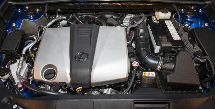 2021 Lexus ES 300h Engine