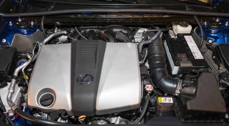 Lexus 2019 ES Engine