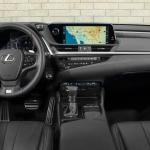 Lexus 2019 ES Interior