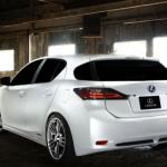 2019 Lexus CT 200h Exterior