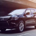 2019 Lexus GX Exterior