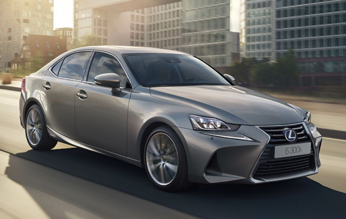 2019 lexus is 200t changes