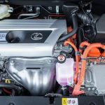 2019 Lexus NX Engine
