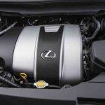 2019 Lexus RX Engine