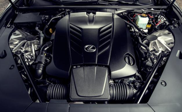 2021 Lexus ES Engine