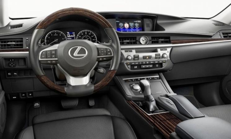 2021 lexus es interior  u2013 lexus specs news