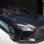 2021 Lexus LS Exterior