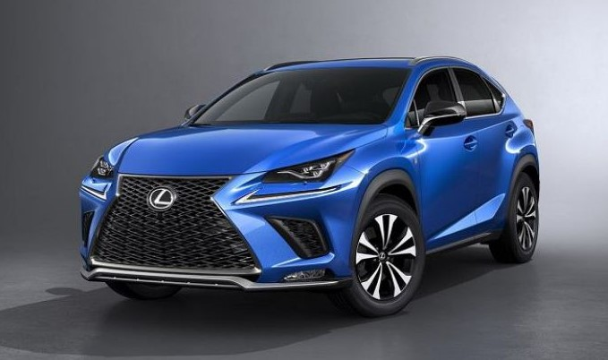 2021 Lexus UX Exterior