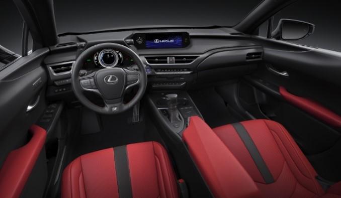 2021 Lexus UX Interior