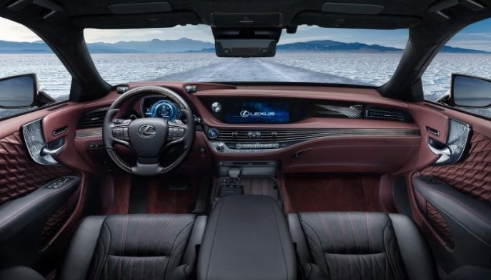 2021 Lexus CT Interior