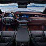 2021 Lexus CT200H Interior