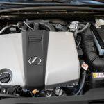 2021 Lexus ES 350 Engine