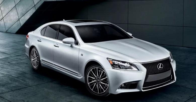 2021 Lexus ES Exterior