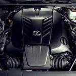 2021 Lexus GX460 Engine