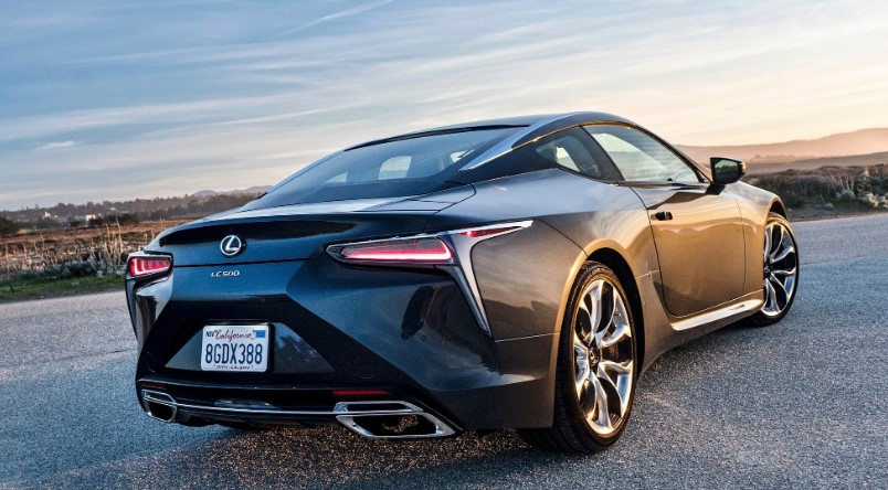 2021 Lexus LC Exterior