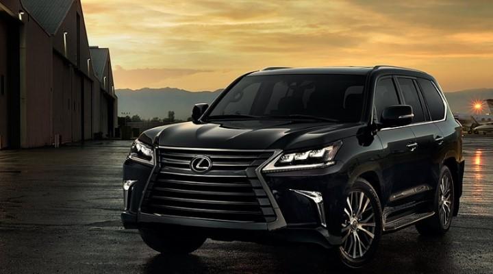 2021 Lexus LX 570 Exterior