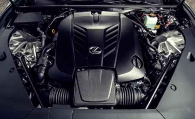 2021 Lexus NX 300 Engine