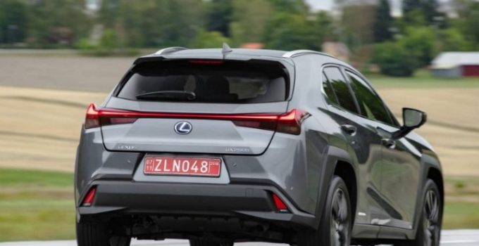 2021 Lexus NX Exterior