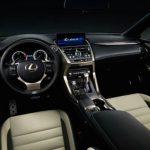 2021 Lexus NX Interior