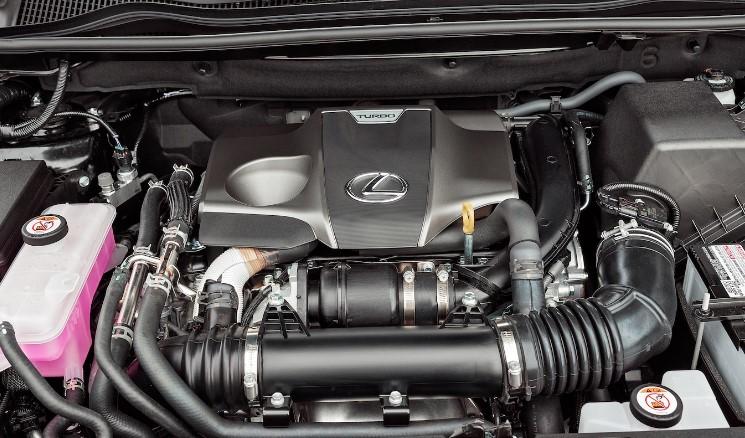 2021 Lexus NX300 Engine