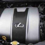 2021 Lexus RX 200t Engine