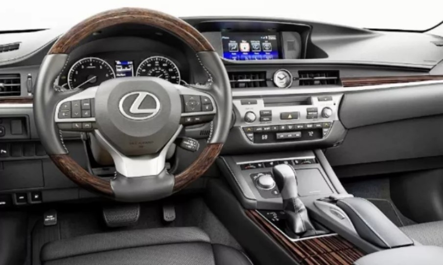 2021 Lexus RX 200t Interior