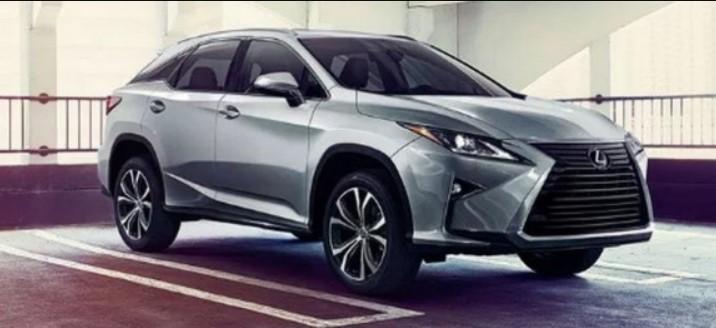 2021 Lexus TX Exterior