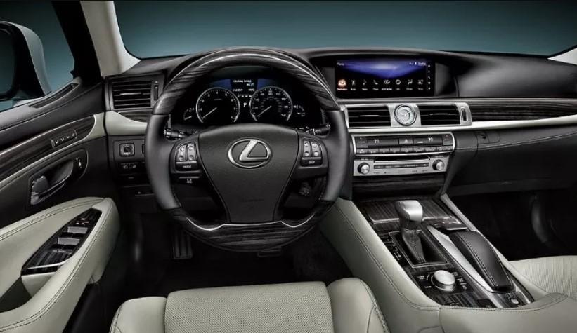 2021 Lexus TX Interior