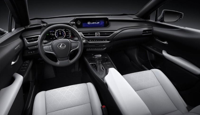 2021 Lexus UX250H Interior