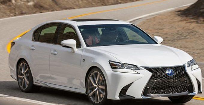 2021 Lexus GS 350 Exterior