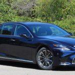 2021 Lexus LS 500 Exterior