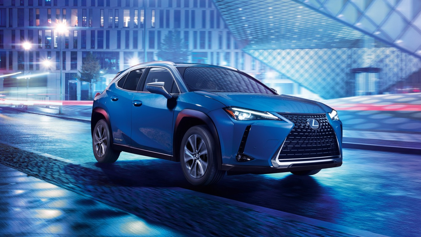 when does the 2021 lexus ux come out  lexus specs news