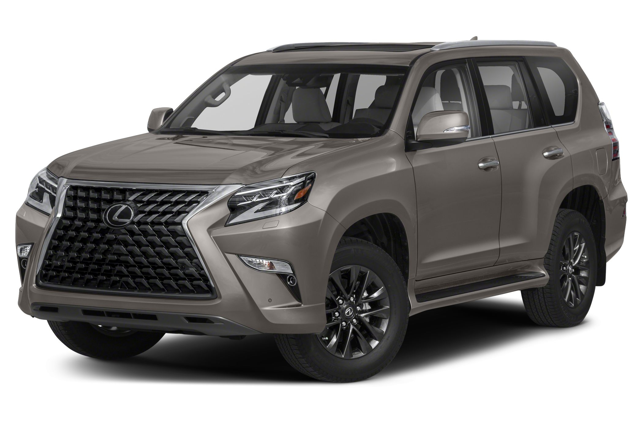 new 2021 lexus gx 460 safety rating, standard features